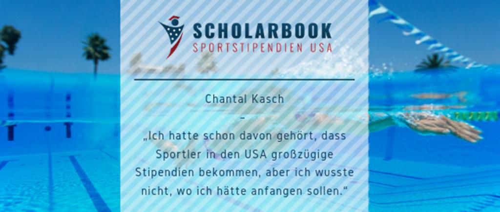 #Anzeige: Scholarbook - Interview mit Chantal Kasch