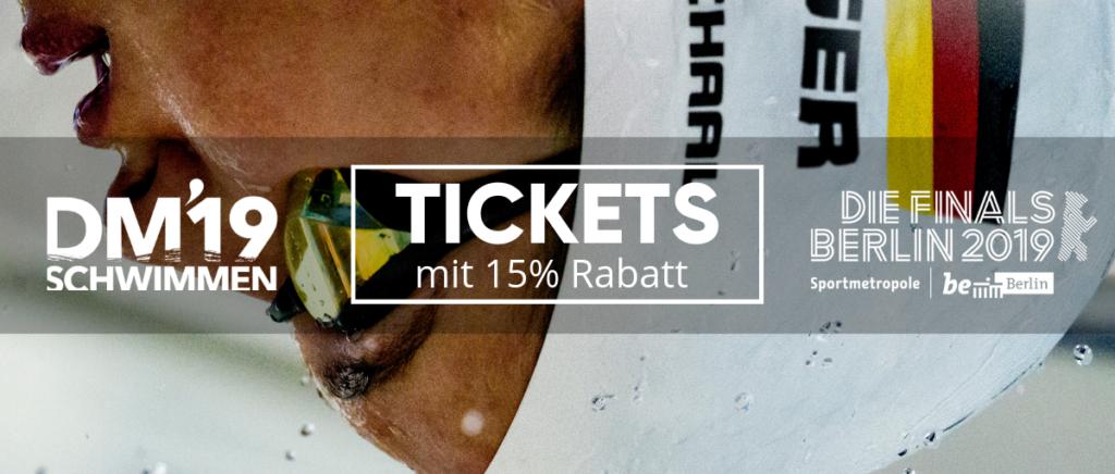 DJM: Exklusiver DM Ticket-Vorverkauf mit 15% Rabatt