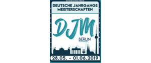 Logo Deutsche Jahrgangsmeisterschaften 2019