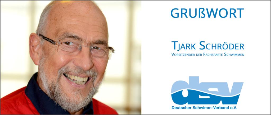 GRUßWORT - Tjark Schröder